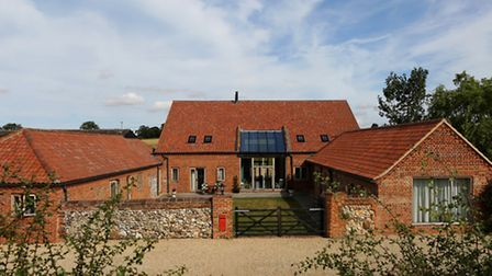 Three recently converted high specification barns