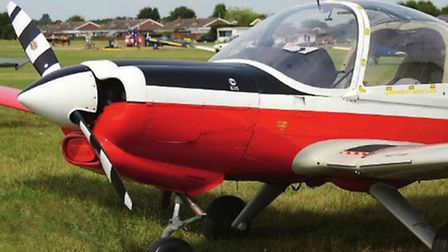 Private flying Bruce has a share in this White Waltham-based SA Bulldog