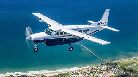 Cessna Grand Caravan EX, one of the types commercial operators have been itching to use in the UK an