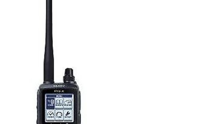 The latest handheld airband tranceivers are 8.33kHz compatible