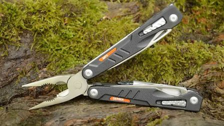 This is the first multi-tool I have used that has really strong cutters