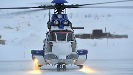 Airbus Helicopters' H225 receives Russian certification. Photo: Anthony Pecchi