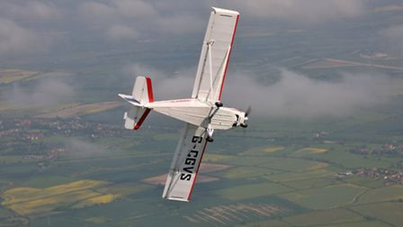 With its light and powerful controls, the Hawk is a sprightly little aircraft
