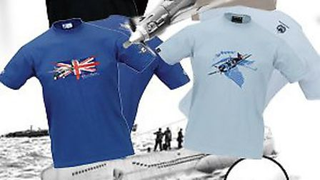 T-Shirts come in superb individual packaging are now available at Flightstore priced at 24 each