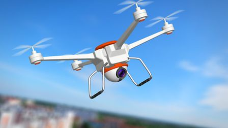 'How dangerous are lasers and drones to the future of flying?'