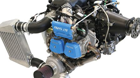 The new 135hp Rotax 915 iS will be popular with LSA/ultralight manufacturers and homebuilders alike
