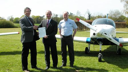 CAA gives A8-26 Engineering and Oversight Approval to Light Aircraft Association