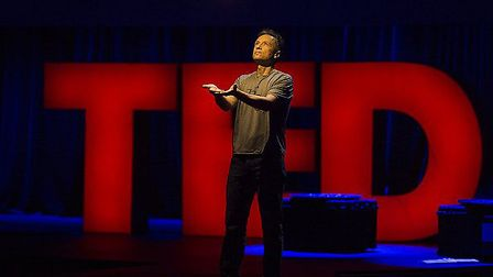 'Rafaello D'Andrea speaks at TED 2016' TED Conference, Flickr CC2.0