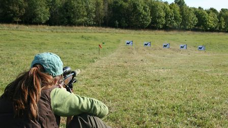 Reduce the risk of wounding by practising shooting from a variety of positions