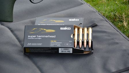 Sako Super Hammerhead is no target-round but was superbly versatile and most dependable at any super