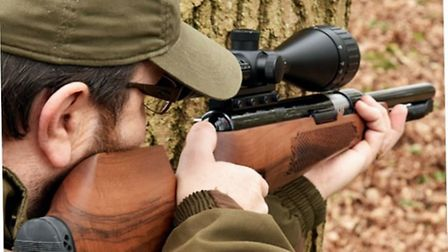 This is surely one of the best spring piston hunting guns ever made