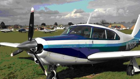 Share in a PA24 Comanche 250 for sale for £8,500