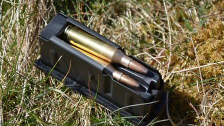 3 rounds loaded easily into the mag but the follower did have a tendency to get sticky if the gun wa