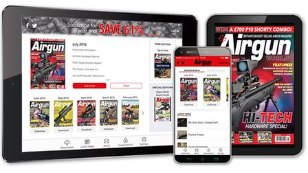 Introducing the NEW Airgun World App