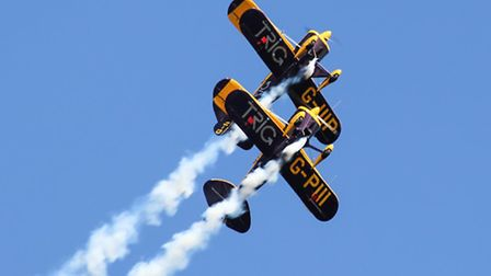 East Fortune Air Show Mark Harkin, Flickr (CC BY 2.0)