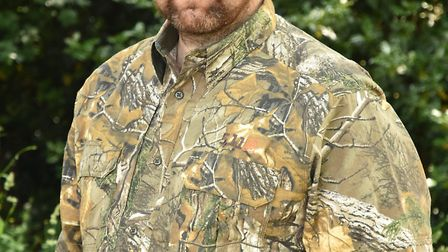 The loose fit and cool fabric make for a comfortable shirt