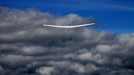 UK pilots reminded about dangers of over-flying gliding sites