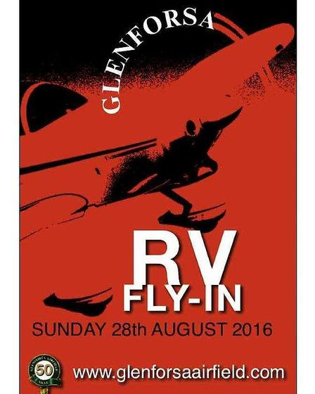 RV fly-in 28th August