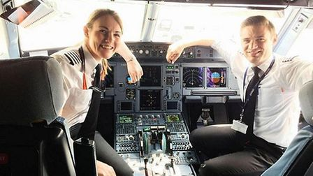 Kate McWilliams became a captain for easyJet earlier this year | Stock News USA, Flickr CC2.0