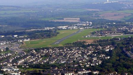 FlyPlymouth hope to re-open the airport, closed since 2011 | Simon Burnham, Flickr CC2.0