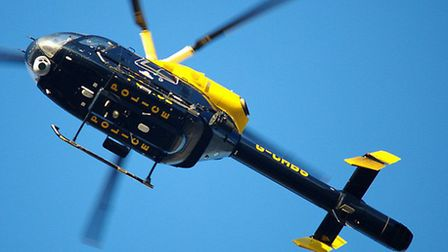 Police aircraft were targeted 91 times last year   Bob Peters, Flickr CC2.0