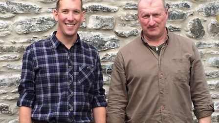 Andrew Venables and Chris Rogers
