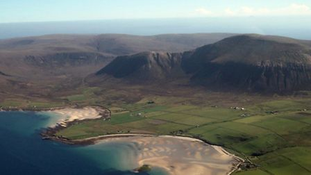 Many of the Orkney islands are uninhabited, making for stunning shots of their natural landscape