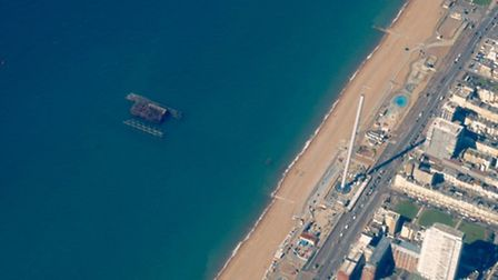 After West Pier in Brighton was demolished in 2010, having first been constructed in 1886, it was re