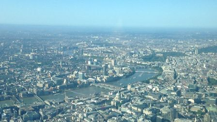 How many London landmarks can you spot?