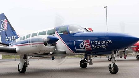 The OS Flying Unit has two Cessna 404s, G-TASK and G-FIFA