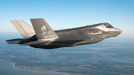 The F-35B sees everything, but no one sees the F-35