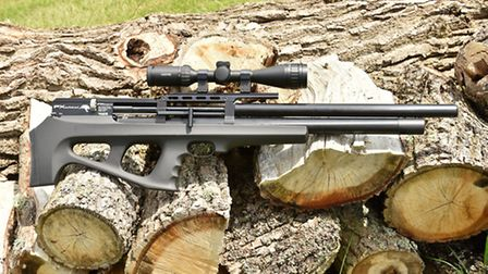 The Wildcat is light and compact, making it an excellent rifle for hunters on the move