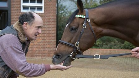 """""""It was vital to make friends with Frankel,"""" says Mark"""