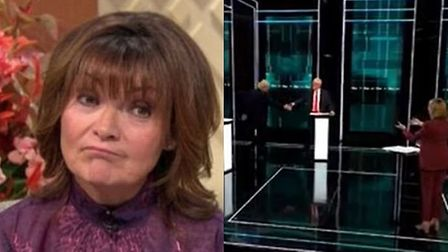 """Speaking on Good Morning Britain, Kelly said: """"Shame on them [MPs not coming on TV], and good for yo"""