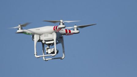 """""""We need to make sure that drones do not pose a threat to aircraft"""" 