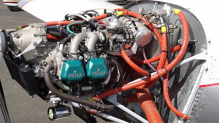 there has been a spate of Rotax engine thefts in the UK | Keith, Flickr CC2.0