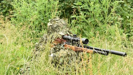 Is the LLCS the ultimate camouflage?