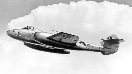 The Meteor F-4