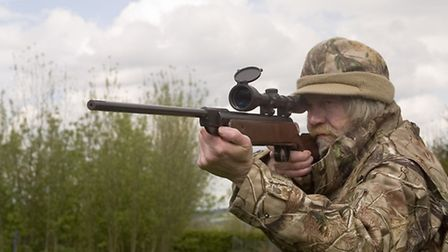 The Anschutz 335 is a cracking rifle, if you can find a good example