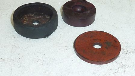 Leather piston seals were more prone to dieseling, but that doesnt harm mainsprings
