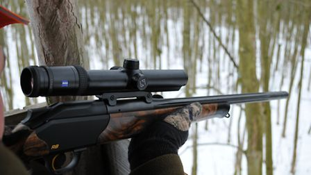 Stock fit for good driven shooting is essential
