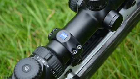Zeiss supplied me with a set of Weaver/Picatinny rings for the 36mm tube
