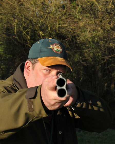 Ensure your gun is perfectly horizontal - do not shoot up or down at the pattern plate or your resul