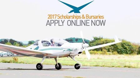 An exciting opportunity for young people to learn to fly