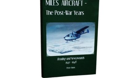 Miles Aircraft – the Post-War Years