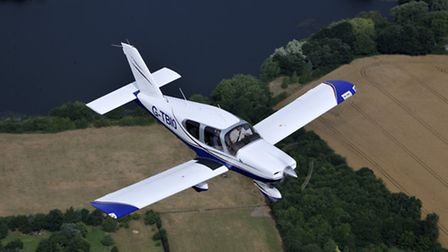 """""""This is the perfect Le Touquet aircraft!"""