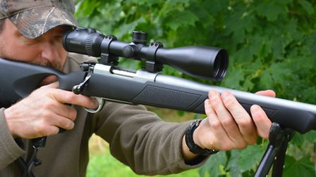What will Chris make of the Cogswell & Harrison Certus in 308 Winchester?