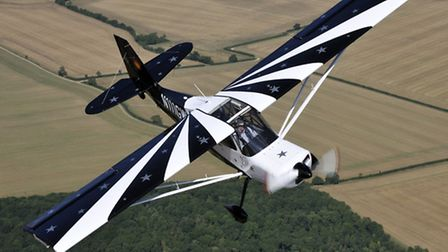 You could instruct tailwheel in the Xtreme... you could even have your primary PPL training in one
