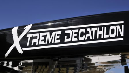 'Xtreme' by Decathlon standards, at least!