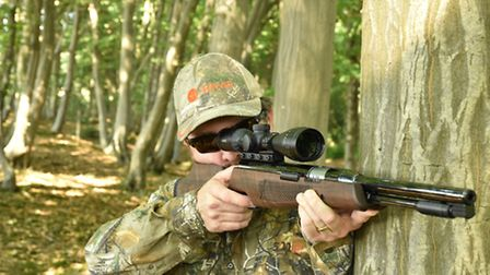 This is a proper hunter that can take the knocks in the field